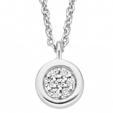 Moments Silver Hanger en Collier 61250AW