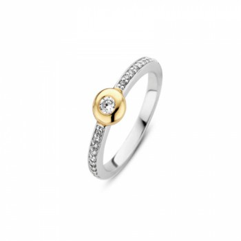 Ti Sento Ring Gold Plated 12097ZY/54 - 612535