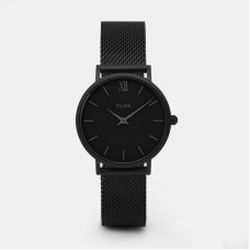 CLUSE Minuit Mesh Full Black CL30011