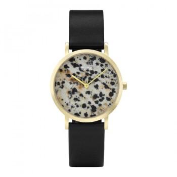CLUSE La Roche Petite Gold Dalmatian/Black CL40105 - 611348