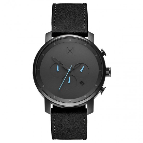 MVMT Watches Chrono 45mm Gunmetal Black D-MC01-GUBL - 613366
