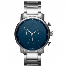 MVMT Watches Chrono 45mm Midnight Silver D-MC01-SBLUU - 613364