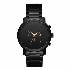 MVMT Watches Chrono 45mm Black Rose D-MC01BBRG - 613362