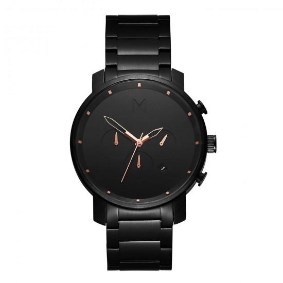 MVMT Watches Chrono 45mm Black Rose D-MC01BBRG - 613362