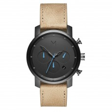 MVMT Watches Chrono 40mm Gunmetal Sandstone D-MC02-GML - 613373
