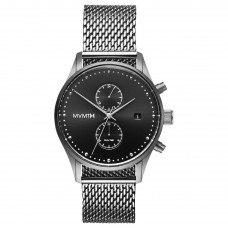 MVMT Watches Voyager 42mm Sterling D-MV01-S2 - 613385