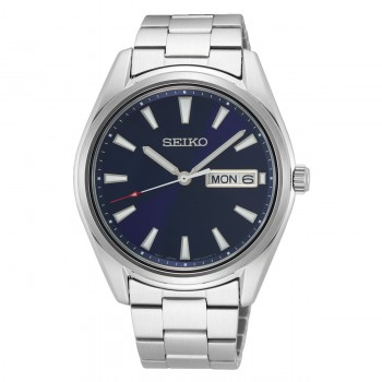 Seiko Staal 100mtr SUR341P1 - 616055