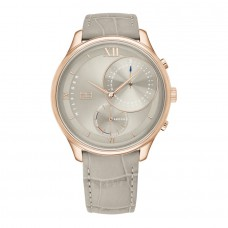 Tommy Hilfiger Watches Ladies Meg Leather Brown TH1782131 - 614282