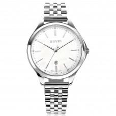 ZINZI Watch Classy 34mm parelmoer zilver ZIW1017 - 615246