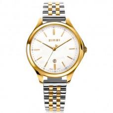ZINZI Watch Classy 34mm parelmoer bicolor ZIW1034 - 615247