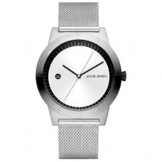 Jacob Jensen Watch Ascent Mesh Steel 142 - 612228