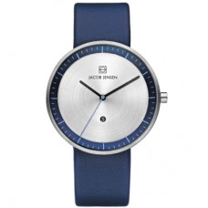 Jacob Jensen Watch Strata Blue 272 - 611218